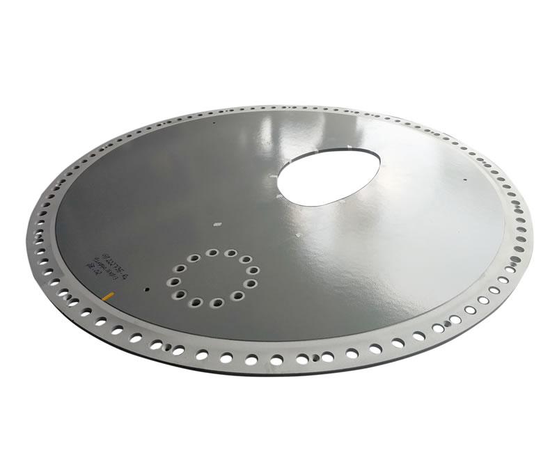 Stiffening Plate